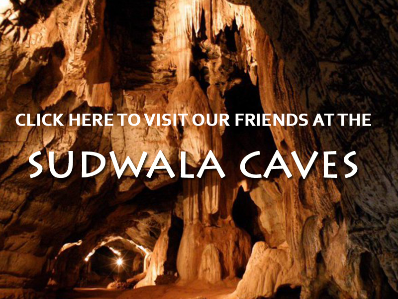 Visit the Sudwala Caves